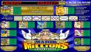 Vegas Joker featuring the video-Slots Major Millions 5 Reel with a maximum payout of Jackpot