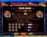 Casino Classic featuring the Video Slots Mardi Gras Fever with a maximum payout of $10,000