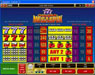 Zodiac featuring the Video Slots MegaSpin - Fantastic 7's with a maximum payout of $37,500
