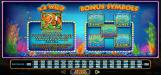 Slots of Vegas featuring the Video Slots Megaquarium with a maximum payout of $12,500
