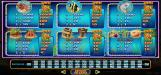 Lucky18 featuring the Video Slots Megaquarium with a maximum payout of $12,500