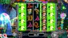 Jackpot Paradise featuring the Video Slots Merlin's Magic Respins Christmas with a maximum payout of $10,000