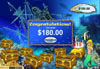 Lincoln featuring the Video Slots Mermaid's Quest with a maximum payout of 100,000x
