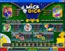 Free Spin featuring the Video Slots Mice Dice with a maximum payout of $250,000