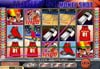 Liberty Slots featuring the Video Slots Money Shot with a maximum payout of $100,000