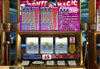 Liberty Slots featuring the Video Slots Monte Magic with a maximum payout of $24,000