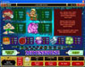 Casino Room featuring the Video Slots Moonshine with a maximum payout of $200,000