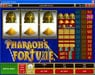 Blackjack Ballroom featuring the Video Slots Pharaoh's Fortune with a maximum payout of 2,500x