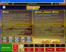 Quatro featuring the Video Slots Pharaoh's Tomb with a maximum payout of $60,000