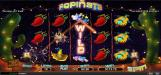 Mighty Slots featuring the Video Slots Popinata with a maximum payout of $12,500