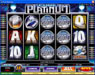 Gaming Club featuring the Video Slots Pure Platinum with a maximum payout of $50,000