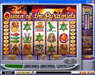 Joyland Casino featuring the Video Slots Queen of Pyramids with a maximum payout of Jackpot