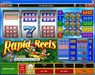 Royal Panda featuring the Video Slots Rapid Reels with a maximum payout of $30,000