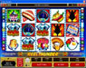 Vegas Joker featuring the video-Slots Reel Thunder with a maximum payout of 10,000x