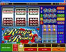 Kerching featuring the Video Slots Rings and Roses with a maximum payout of 6,000x