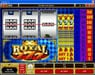 Casino-X featuring the Video Slots Royal 7's with a maximum payout of $12,500