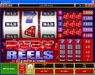 Casino Share featuring the Video Slots Ruby Reels with a maximum payout of 5,000x