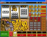 Grand Mondial featuring the Video Slots Sand Storm with a maximum payout of $60,000