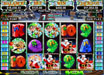 Mighty Slots featuring the video-Slots Santa Strikes Back with a maximum payout of 50,000X
