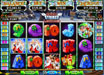 Slotnuts featuring the video-Slots Santa Strikes Back with a maximum payout of 50,000X