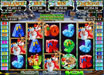 Club SA featuring the Video Slots Santa Strikes Back with a maximum payout of $250,000