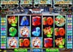 Ruby Slots featuring the Video Slots Santa Strikes Back with a maximum payout of $250,000