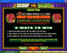 Colosseum featuring the Video Slots Scoop the Cash with a maximum payout of $10,000