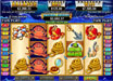 Saturn featuring the video-Slots Sea Captain with a maximum payout of 50,000