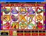 HippoZino featuring the Video Slots Secret Admirer with a maximum payout of $50,000