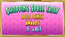Uptown Aces featuring the video-Slots Shopping Spree II with a maximum payout of JACKPOT