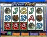 Euro Slots featuring the Video Slots Silver Fang with a maximum payout of $125,000
