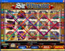 Nostalgia Casino featuring the Video Slots Sir Winsalot with a maximum payout of $7,500