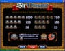 Casino Luck featuring the Video Slots Sir Winsalot with a maximum payout of $7,500