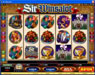 Vegas Paradice featuring the Video Slots Sir Winsalot with a maximum payout of $7,500