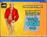 Phoenician featuring the Video Slots Sneak a Peek-Hunky Heroes with a maximum payout of $13,500