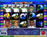 Casino Action featuring the Video Slots Sneak a Peek-Hunky Heroes with a maximum payout of $13,500