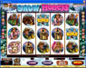 Sin Spins featuring the Video Slots Snow Honeys with a maximum payout of $20,000