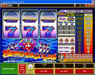 Vegas Paradice featuring the Video Slots Spectacular - Wheel of Wealth with a maximum payout of $16,000