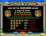 Blackjack Ballroom featuring the Video Slots Stash of the Titans with a maximum payout of $200,000