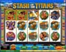 Zodiac featuring the Video Slots Stash of the Titans with a maximum payout of $200,000