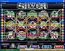Casino Room featuring the Video Slots Sterling Silver with a maximum payout of $200,000