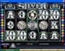 Casino Share featuring the Video Slots Sterling Silver with a maximum payout of 2,500x