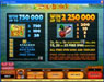 Lucky Dino featuring the Video Slots Summer Holiday with a maximum payout of $1,125,000