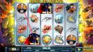 Secret Slots featuring the Video Slots Superman with a maximum payout of $100,000
