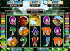 Wild Vegas featuring the Video Slots T-Rex with a maximum payout of $250,000