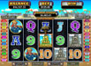 Slotnuts featuring the video-Slots Texas Tycoon with a maximum payout of $50,000