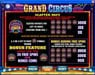 Lucky Emperor featuring the Video Slots The Grand Circus with a maximum payout of $20,000