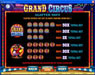 Mummys Gold featuring the Video Slots The Grand Circus with a maximum payout of $20,000