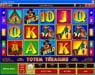 Vegas Joker featuring the Video Slots Totem Treasure with a maximum payout of $60,000