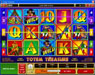 21 Jackpots featuring the Video Slots Totem Treasure with a maximum payout of $60,000
